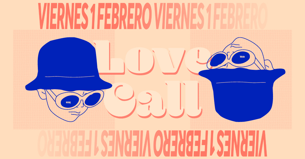 Love Call - 1/2/19 - Juani Cash, Andrew OdDio, y Nassau's Finest